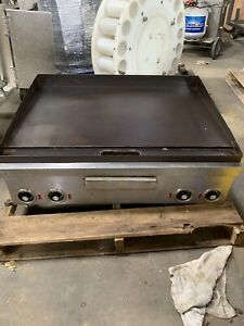 36 Inch Flat Top Grill