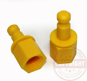 Leica Style Quick Connect Adapter For Prism Surveying topcon trimble pole
