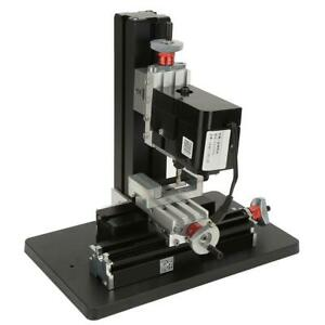 High Accuracy 24w Metal Milling Machine For Processing Wood 20000rpm 100 240v