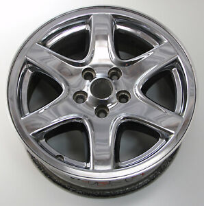 17 Jeep Liberty Chrome Used Wheel Rim Factory Oem 2003 2004 9045 A