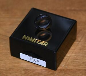 Navitar 0 5x Lens Attachment For Zoom 6000 System 1 60110 Great Shape