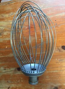 Hobart Vmlh 60 D Wire Whisk Whip Mixer Attachment 60qt Missing 5 Wires