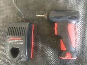 Snap On Tools Cts561 1 4 7 2v Nicd Cordless Screwdriver Drill With 1 Battery