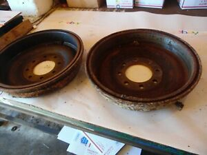 1972 Ford 3500 Farm Tractor Brake Drums