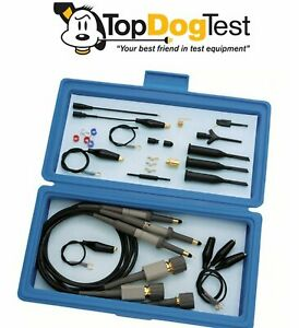Probe Master 4917 150mhz Readout Actuator Oscilloscope Probe Kit For Any Scope