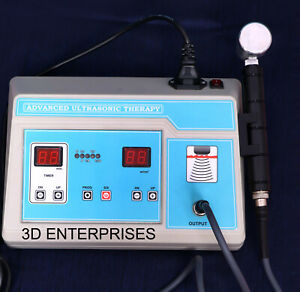 Ultrasound Therapy Machine For Knee And Back Pain Relief 1mhz Uts3d101 Original