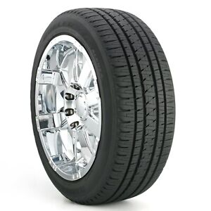 4 New 255 60r17 Bridgestone Dueler H L Alenza Plus Tires 60 17 2556017 R17 800aa