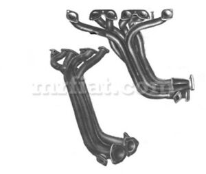 Ferrari 365 Gtc 4 Coupe Ansa Manifolds Set New