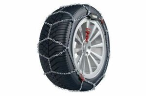 Snow Tire Chains Thule Cg 9 Gr 050 165 80 13 9 Mm Thickness New