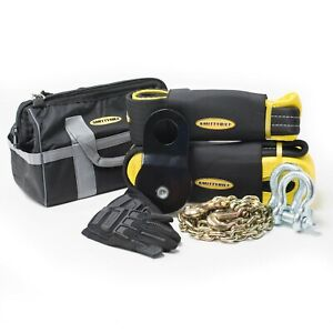 Smittybilt 2725 In Stock Premium Winch Accessory Bag