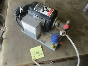 Used 1 3 hp Cornelius Inteli Pump W procon Carbonator Pump For Soda Fountains
