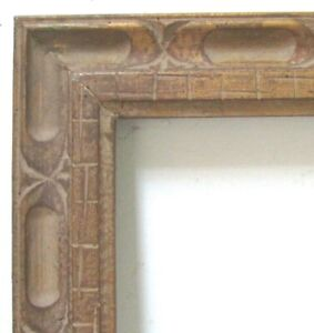 Hand Carved Art Craft Frame For Painting 14 X 12 Inch