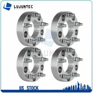 4pcs 1 5 Thick 5x135 To 5x135 Wheel Spacers 14x2 For 1997 2002 Ford Expedition