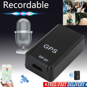 Gf 07 Mini Gps Real Time Car Locator Tracker Magnetic Gsm gprs Tracking Device
