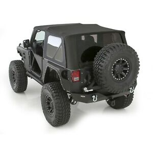 Smittybilt 9075235 in Stock Replacement Soft Top 10 18 Jeep Wrangler Jk 2 dr