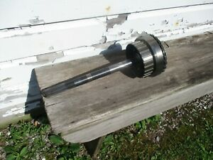 Stock 1 76 Aluminum Powerglide Gear Set W Bearings Never Raced On