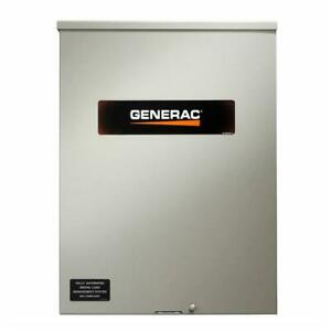 Generac Rxsw100a3cul 100 amp 120 240 volt Single phase Automatic Transfer Switch