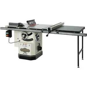 Shop Fox W1820 10 3 H p Cabinet Table Saw With Riving Knife And Long Rails