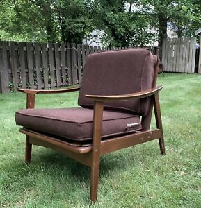 Mid Century Modern Chairs Retro Atomic 1960 S Lounge Chairs 2 Available