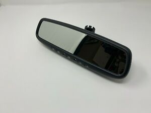 Subaru Outback Impreza Gentex Rear View Mirror Homelink 2005 2009 Ie11015894