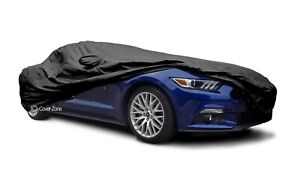 Ford Mustang 2015 2021 6th Sixth Generation Fitted Indoor Dust Car Cover
