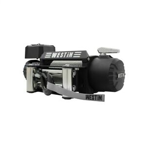 Westin Off Road 9 5 Waterproof Winch W Steel Rope