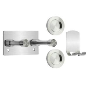 Hair Dryer Stainless Steel Holder Rack Wall mounted Punch free Bracket For Dyson