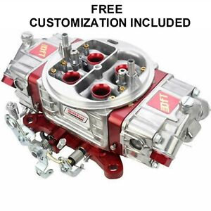 Quick Fuel Carburetor Q 850 Ban Q850 850 Ban Blow Thru Custom Built Free Shipusa