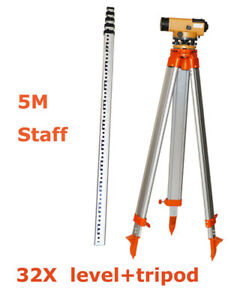 Intbuying 32x Automatic Level Device used For Construction school Etc 202103
