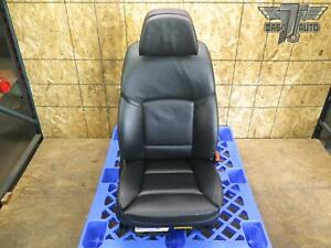 10 13 Bmw F10 5 Series Front Right Passenger Side Comfort Leather Seat Oem