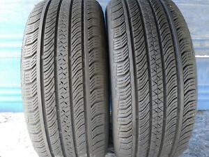 2 Continental Pro Contact Tx 225 50 17 Audi With 7 8 75 32nd Tread Left 94 H