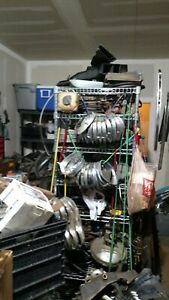Chevelle And Camaro Parts Lot
