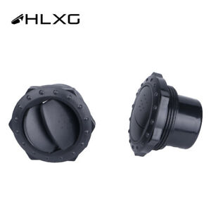Universal 60mm Round A C Air Conditioning Outlet Vent For Car Rv Bus Boat Yacht