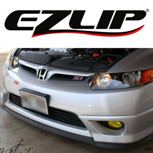 Ez Lip Universal Spoiler Body Kit Splitter Protector For Honda Civic R