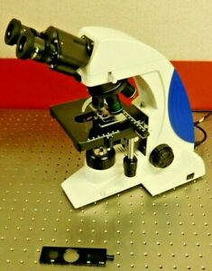 Fisher Microscope Laxco Premier Phase Contrast Bs200 Research new