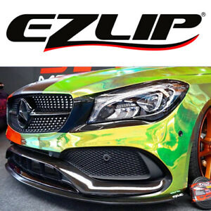 Ez Lip Universal Spoiler Body Kit Splitter Protector For Benz C Class