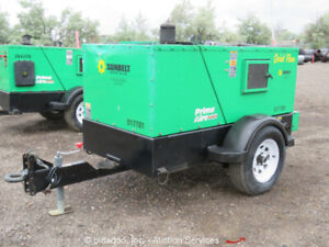 2013 Gorman rupp Pa4e71c 3tnv88 su 4 Towable Diesel Water Prime Aire Quiet Pump