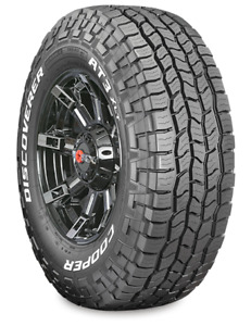 4 New Lt 295 70r17 Cooper Discoverer At3 Xlt Tires 295 70 17 2957017 R17 E Rwl