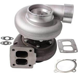 Gt45 Turbocharger Turbo 800 Hp Boost Universal T4 T66 3 5 V Band 1 05 A R 92