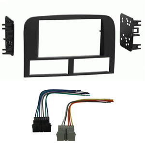 Double Din Car Radio Stereo Dash Install Kit For 1999 2001 Jeep Grand Cherokee