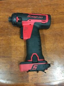 Snap On Cordless Screwdriver Cts761 Used