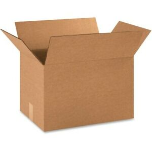 Box Kraft Shipping Boxes 18 x12 x12 25 Boxes box181212bx