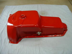 1946 1947 1948 Flathead Ford Engine Reconditioned Oil Pan 59a 59ab