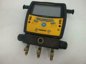 Fieldpiece Multi Testers Sman320 3 port Digital Manifold nop