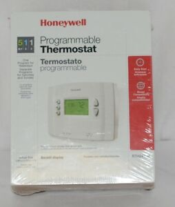 Honeywell Rth2410b Programmable Thermostat Easy Programming
