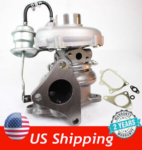 Rhf5h Vf40 Turbo Turbocharger For 2005 2009 Subaru Legacy Gt Outback Xt 2 5 L
