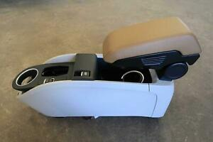 2014 2017 Bmw I3 Front Console Floor W O Scanner Oem 2015