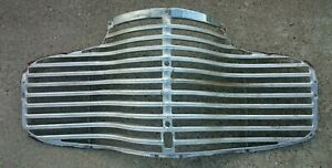 1941 Chevy Chevrolet Coupe Grille Front Grill 1941 Chevy Master Deluxe Grille