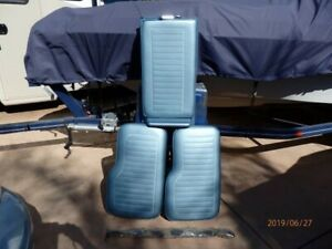 67 Ford Country Sedan Rear Compartment Seats