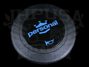 Personal Neo Grinta Steering Wheel Limited Blue Black Horn Button 4841 02 0107